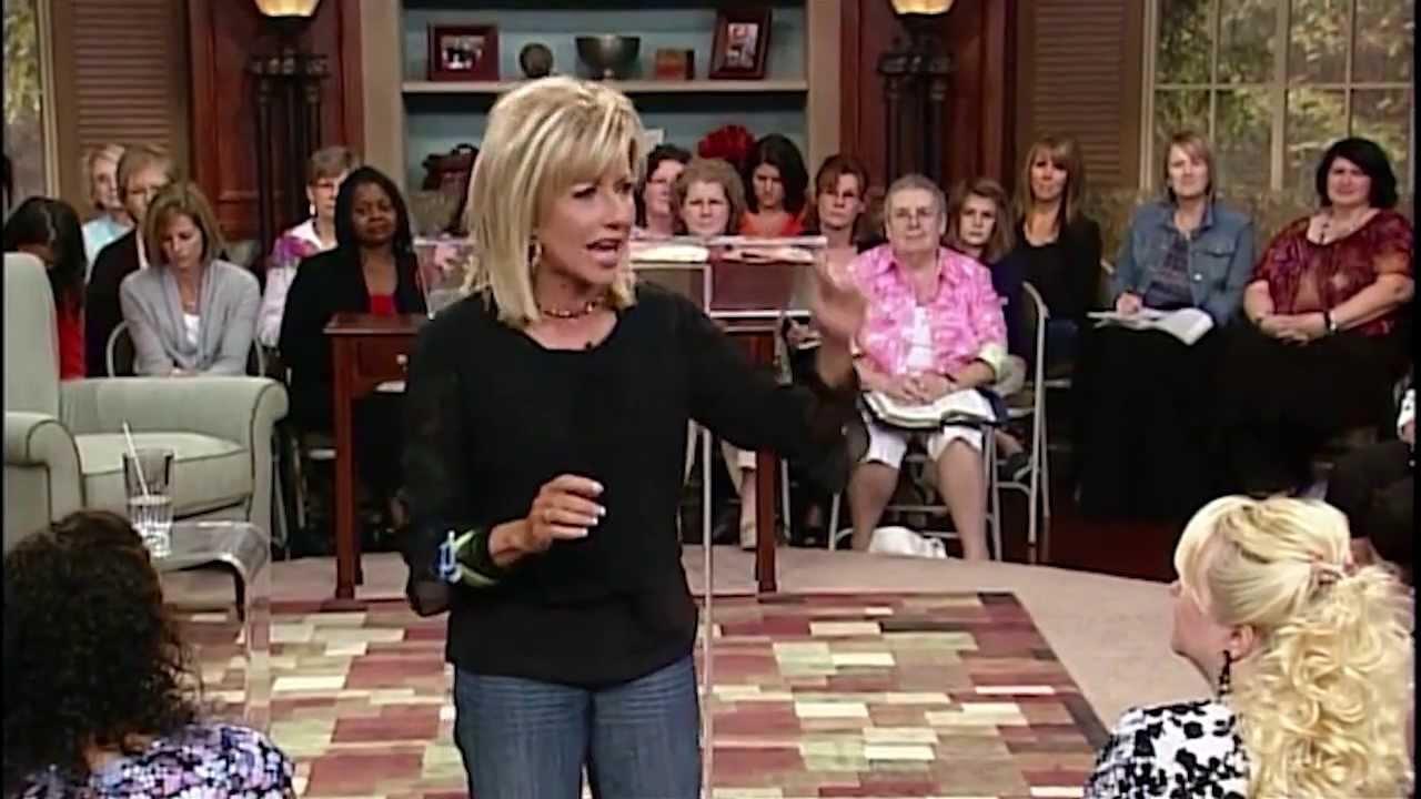 Beth Moore: God Still Loves You (James Robison / LIFE Today)