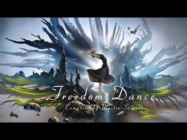 Celtic Instrumental Fantasy Music 'Freedom Dance' by Martin Starson