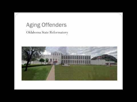 Aging Inmates: The Continual 'Graying' of America's Prisons