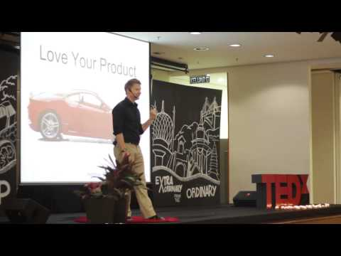 Why selling is the greatest expression of love? | Jason Campbell | TEDxUTP