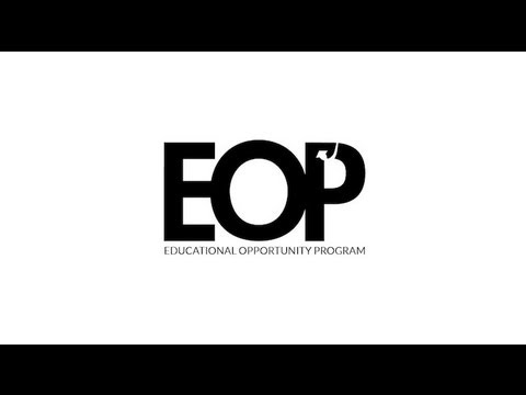 The EOP Program at San Jose State University