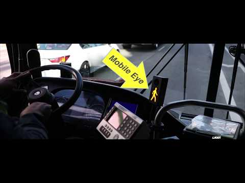 Mobileye: Take A Tour On The DASH