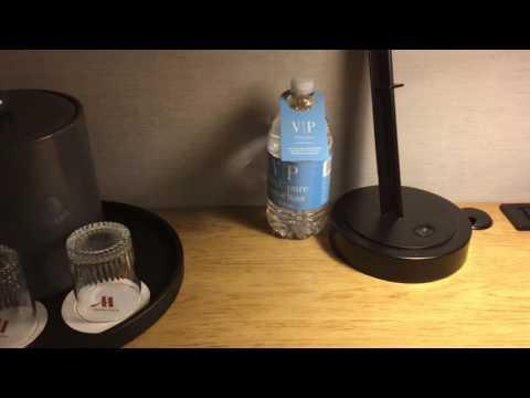 Oakland Marriott City Center room review California Hotel