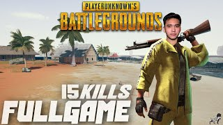 FULL GAME 15 KILLS! NAIK CENGCORANG GENGS!!
