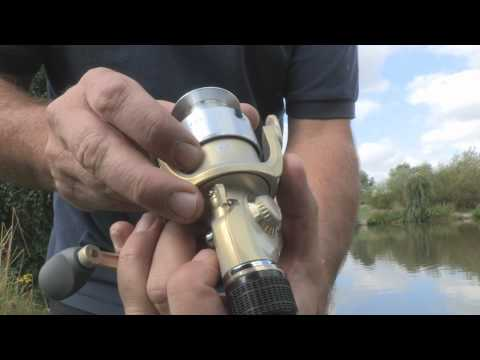 SETTING UP A FISHING ROD & REEL PROPERLY - YouTube