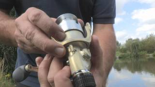 SETTING UP A FISHING ROD & REEL PROPERLY
