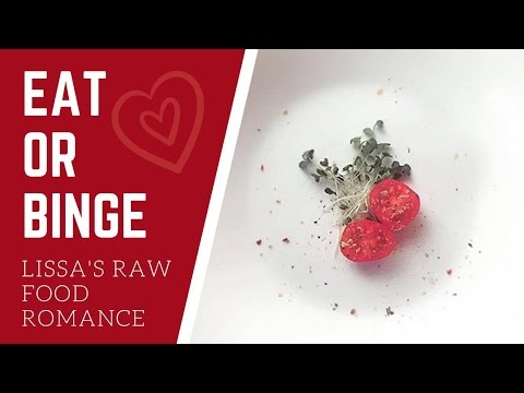 EAT OR BINGE || BIG MISTAKE ON A RAW FOOD VEGAN DIET