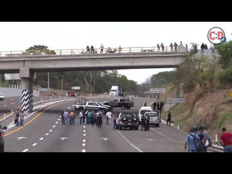 'Levantón' en Av. San Fernando termina en balacera en autopista Colima