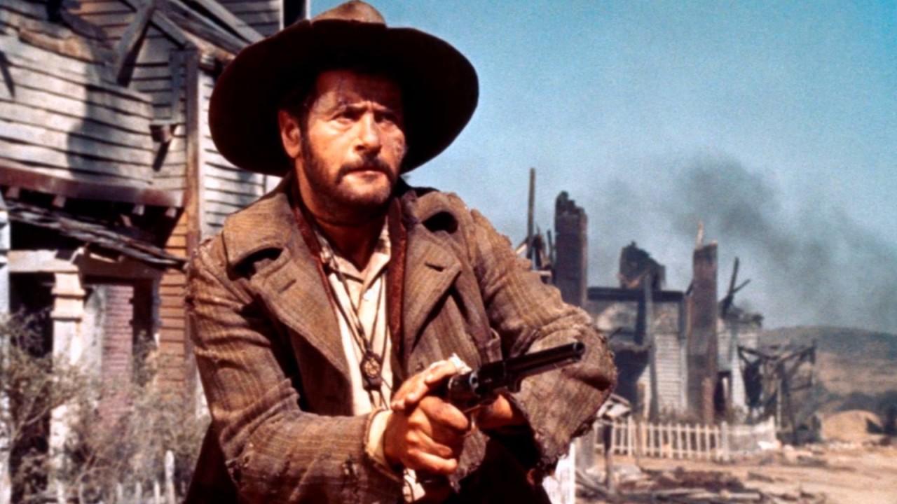 gratuitement film western le bon la brute et le truand