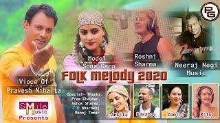 Download Latest Nonstop Pahari Himachali Song - Folk Melody by Pravesh Nihalta | Neeraj Negi | PahariGaana