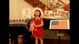 America the Beautiful/God Bless America