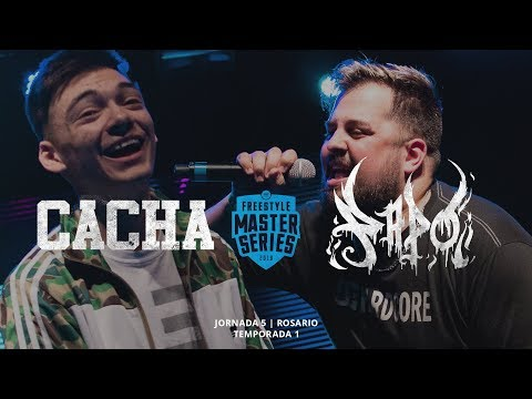 PAPO vs CACHA - FMS ROSARIO Jornada 5 Argentina - Temporada 2018/2019
