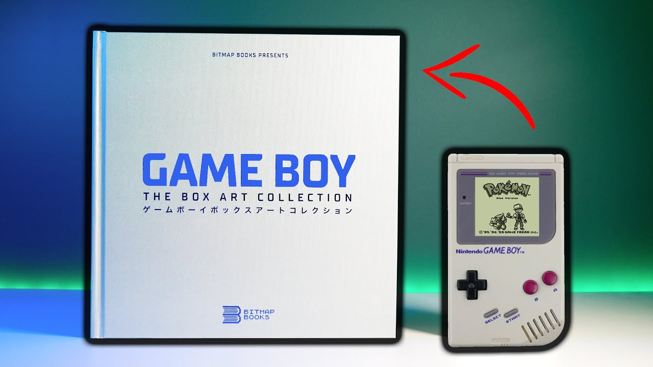 The ULTIMATE Book For Gameboy Collectors