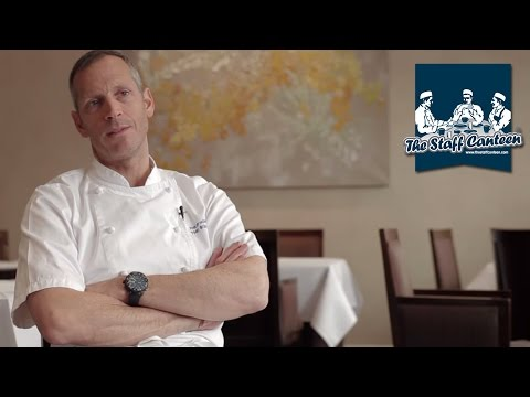 2 Michelin-starred chef Phil Howard talks about The Square, Mayfair