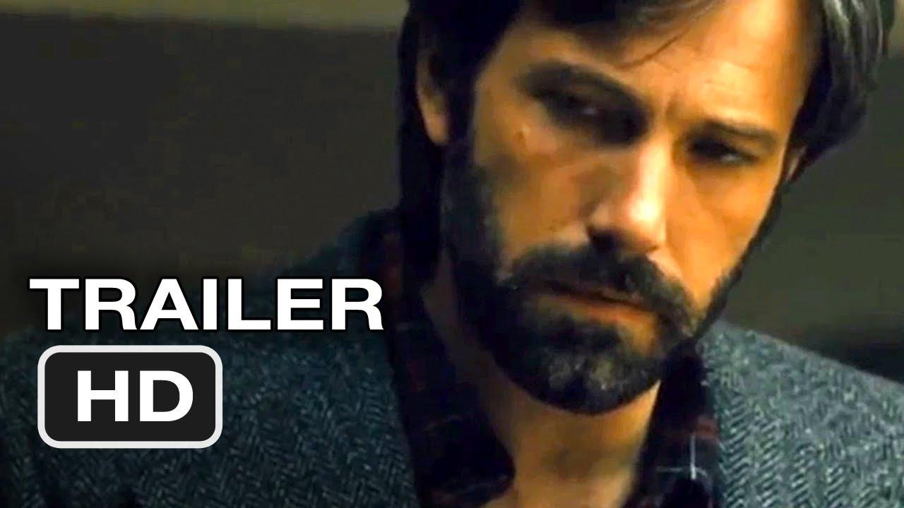 Argo International Trailer - Ben Affleck Movie HD - YouTube