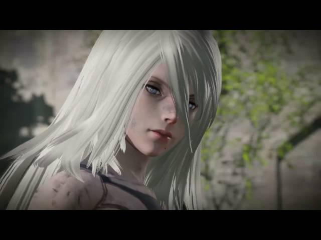 NieR Automata - Trailer E3 2016