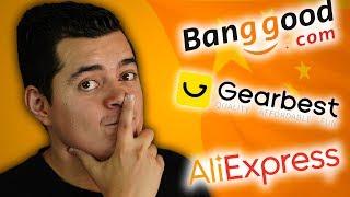 NO compres en paginas chinas antes de ver esto! AliExpress, Gearbest, Banggood.