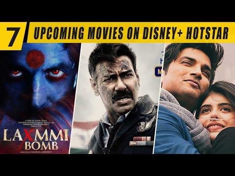 7 Upcoming Movies On Disney Hotstar 2020 Otz Media Youtube