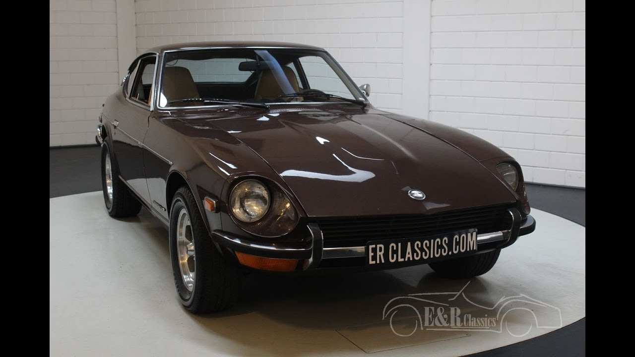 Datsun 240z Coupe 1972 For Sale At Erclassics