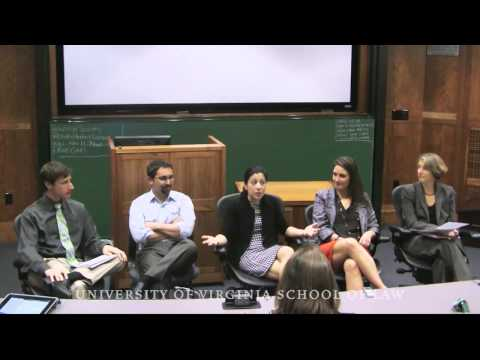 Human Rights Career Panel at UVA Law