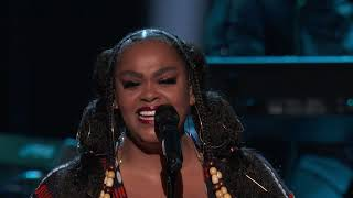 Jill Scott Wows Crowd With Amazing Performance of Two Hit Songs at 51st NAACP Image Awards
