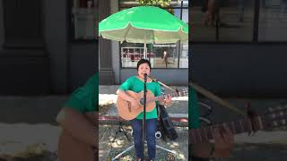 Frances Ancheta--Back Again (Live) at SF Sunday Streets Festival, 2019