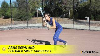 How to Bunt for a Base Hit in Softball
