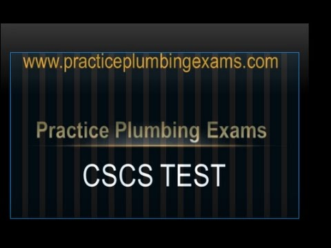 CSCS test Full / exam Extended  72 questions