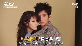 [Vietsub] Ji Chang Wook & Yoona - VOGUE BTS