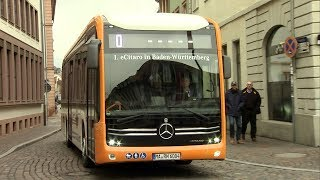 ▪ ecitaro buses for heidelberg's historic city centre and mannheim's new franklin district▪ daily mileage of more than 200 kilometres planned▪ daimler buses'...