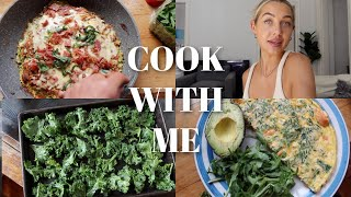 HEALTHY RECIPES  What I have been eating to get back on track
