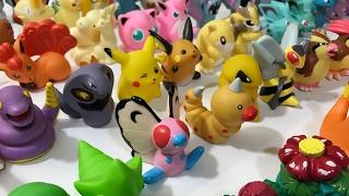 Kanto Pokemon Kid Figure Collection Sales