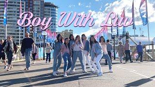 [KPOP IN PUBLIC CHALLENGE] BTS (방탄소년단) - 작은 것들을 위한 시 (Boy With Luv) feat. Halsey in Sydney
