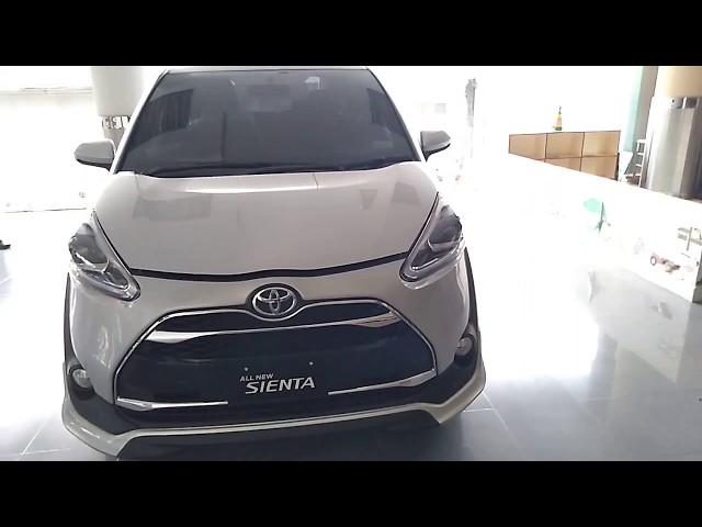 Toyota Sienta Q Matic 2019
