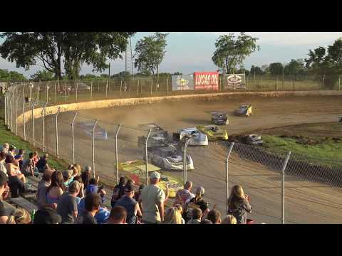 Florence Speedway | 6/24/17 | Southern Nationals Bonus Series | Heat 2