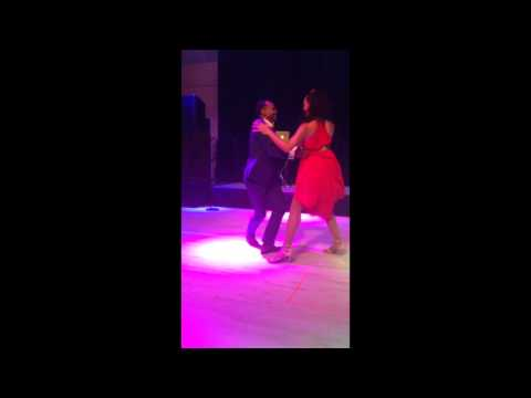 Haitian Meringue & Konpa Twoubadou - Choreography by Cliford & Gaelle Jasmin