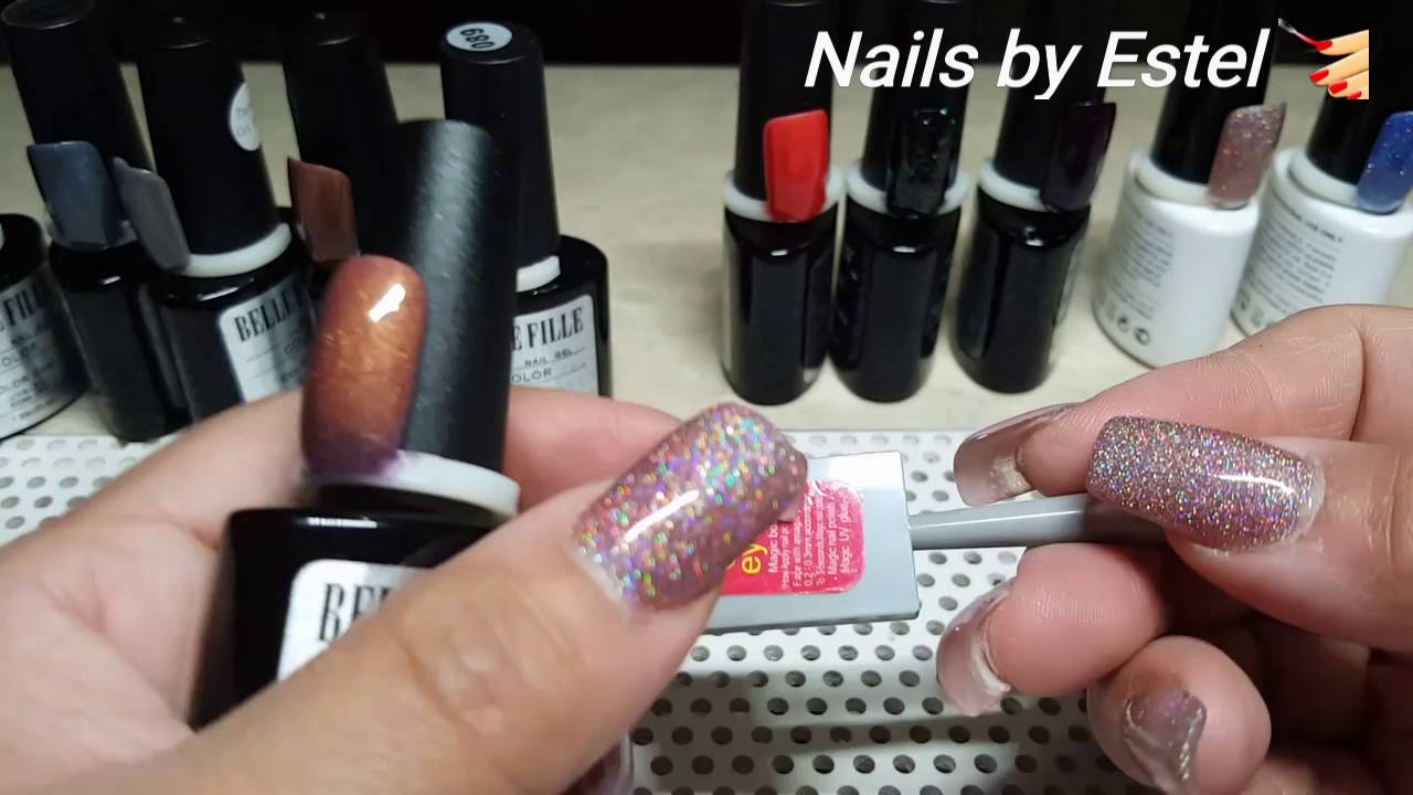 Gel Polish Haul from Ebay. Check it out. Great Deal.☺ - YouTube
