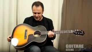 Test: Epiphone EL-00 Pro - Guitare Sèche, Le Mag #26