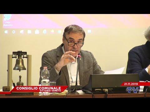 CONSIGLIO COMUNALE VITTORIO VENETO - Seduta del 21...