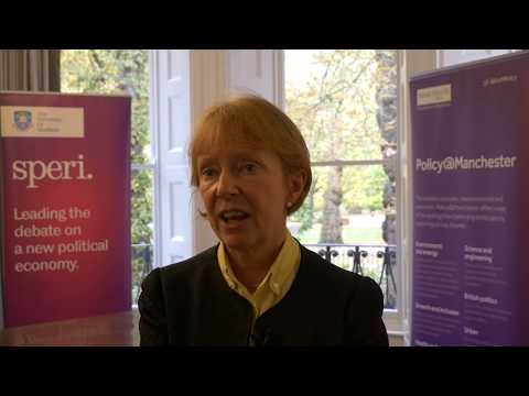 The Industrial Strategy Commission | Final Report launch event - November 2017