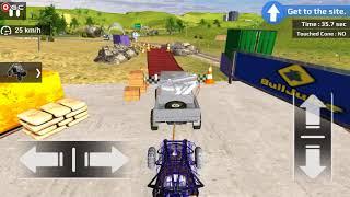 Truck Simulator 4x4 Offroad / Big Trucks 4x4 Games / Android Gameplay FHD #2