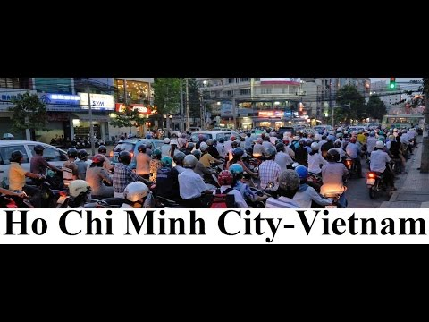Vietnam/ Saigon/Ho Chi Minh City Part 1