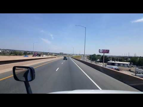 Bigrigtravels Live! Golden,  Colorado to Cheyenne,  Wyoming Interstate 25 August 19, 2016