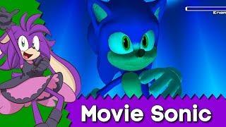 Movie Sonic Comes to Sonic Adventure 2 Battle! - Mod Showcase