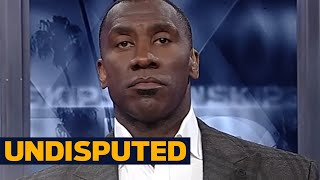 Shannon Sharpe: Steph Curry is no match for Kyrie Irving   UNDISPUTED