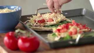 Chef John Cooks: Vegetarian Pizza