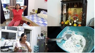 My Evening Pooja Routine|Indian Mom Evening To Night Routine|Simple Indian Dinner Routine