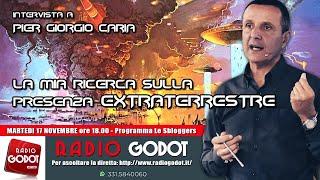 LA MIA #RICERCA SULLA PRESENZA #EXTRATERRESTRE - Intervista a Radio #Godot
