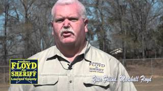 Marshall Floyd for Laurens County Sheriff