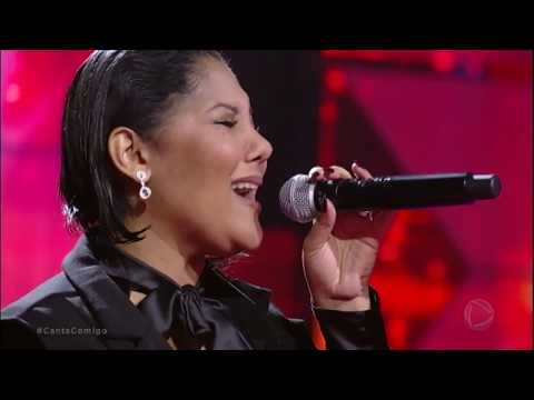 Grace Nascimento canta sucesso do Fat Family e marca 63 pontos no duelo